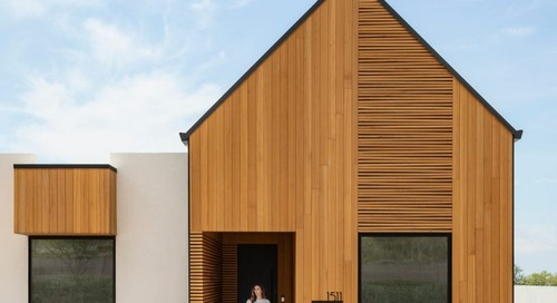 A Gabled Home in Phoenix Inspired by the Majestic Saguaro Cactus