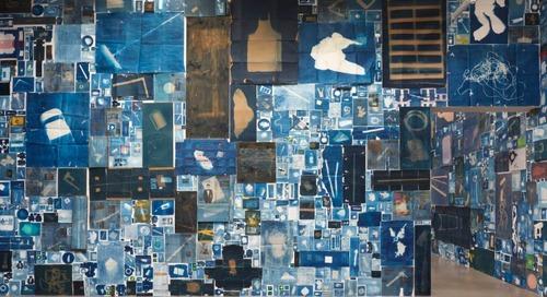 Walead Beshty: White Shadows