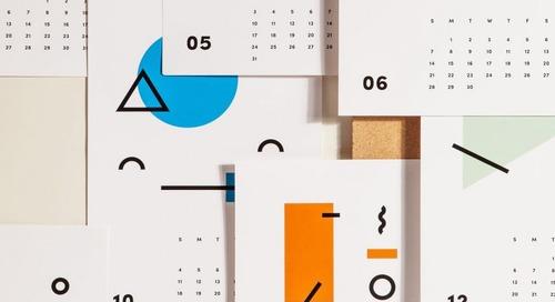 16 Modern Calendars for 2020