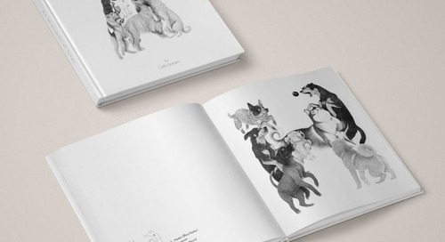 An Alphabet of Dogs Book by Cielle Graham