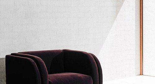 Hang on for the Harvey Swivel Chair by Grazia and Co.