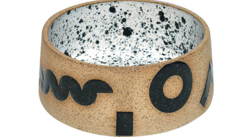 Ceramic Dog Bowls From Recreation Center