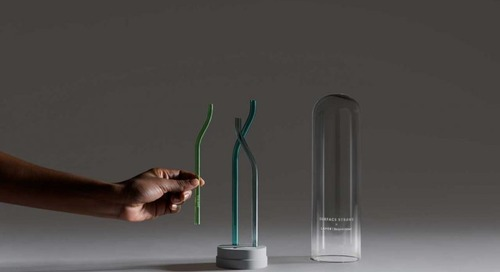 Reusable Glass Straws That Would Make it Easy to Say Goodbye To Plastic Ones