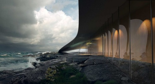Norway's New Arctic Attraction Promises a Whale's Tale