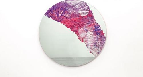 Fernando Mastrangelo's Sculptural Mirrors Reference Dubai