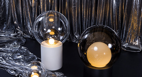 The Boule Lighting Series Taps a Game for Inspiration