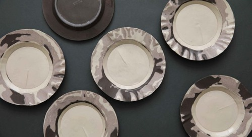 """At """"Industrial One Of,"""" Machines Leave Their Individual Mark on Pottery"""