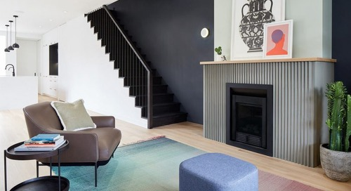 AAmp Studio Renovates and Adds Onto a 100-Year Old Townhouse in Toronto
