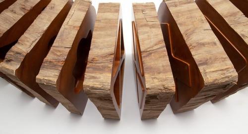 Cuba Cuts: Bowls Made From Rare Century-Old Mahogany Tree