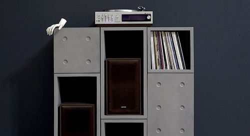 Take Your Acoustics to Another Level with DICE HiFi Storage Modules