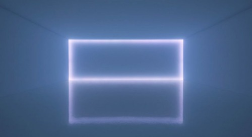 Doug Wheeler Invites a New Perspective in Light