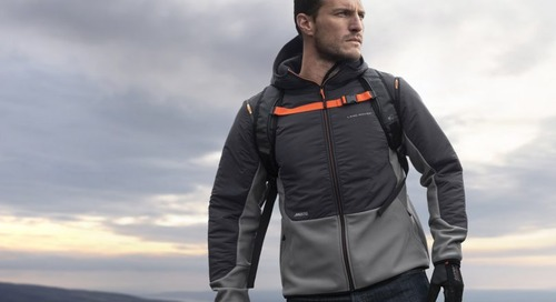 The Land Rover Musto Above and Beyond Collection