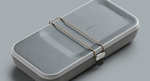 The Orbitkey Nest Brings Desk Organization Anywhere and Everywhere