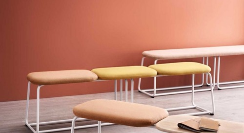 Skandiform Expands the Soft Top Seating Family by Brad Ascalon