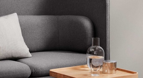 The TUNE Collection Offers Space Division and Sound Absorption