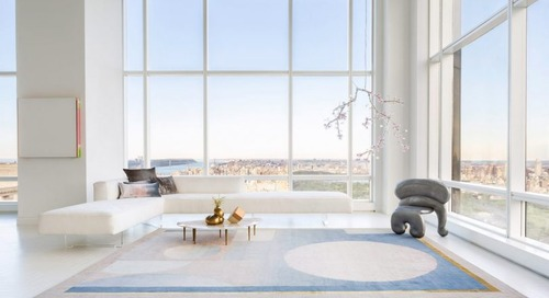 The Rug Company Unveils Manhattan-Inspired Rug Collection by Kelly Behun