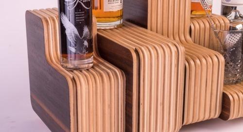 duVisst Debuts Heirloom, Architectural Storage Pieces