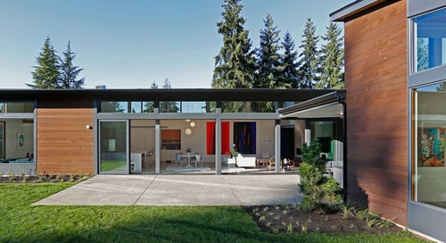 A Modern Seattle Home Drenched in Natural Light