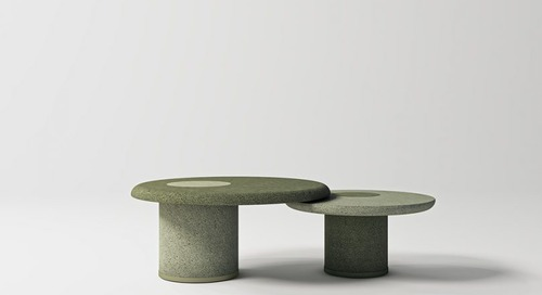 Check Out Cimento, the Collection and the Material