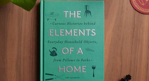 "Discovering The ""Curious Histories Behind Everyday Household Objects"""