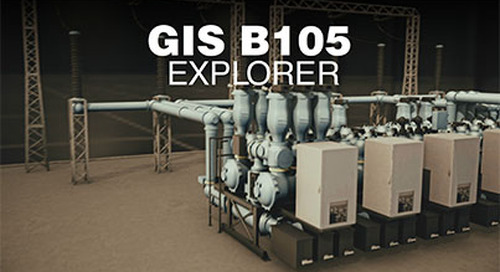 GIS B105 Product Explorer