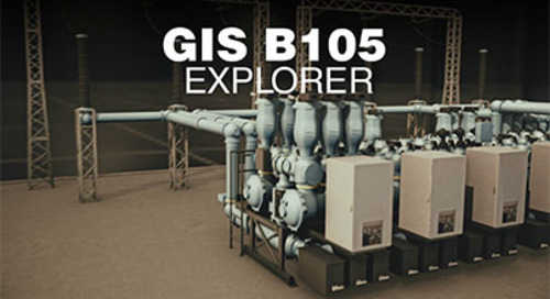 GIS B105 Product Explorer