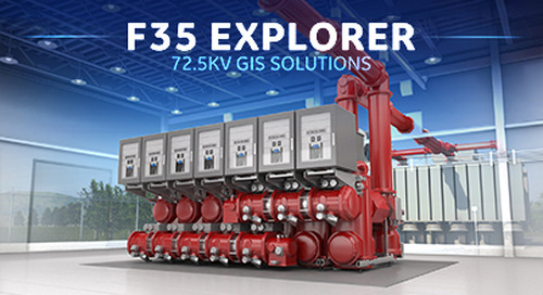 GIS F35 72.5kV Product Explorer