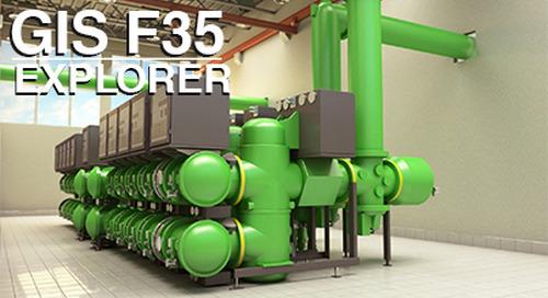 GIS F35 Product Explorer