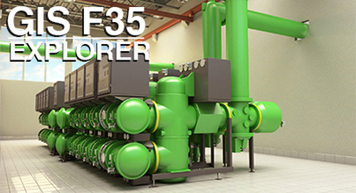 GIS F35 145kV Product Explorer