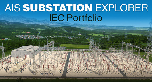 Air Insulated Substation Explorer  (IEC version)