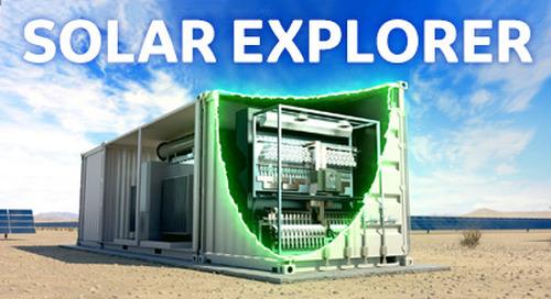 Solar Explorer App