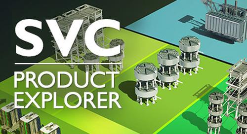 SVC Product Explorer