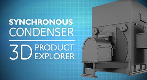 Synchronous Condenser 3D Explorer