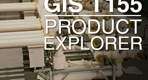 GIS T155 Product Explorer