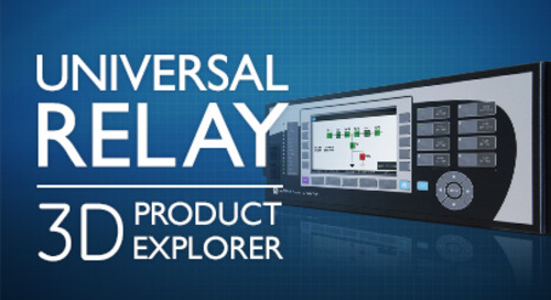 Universal Relay 3D Explorer