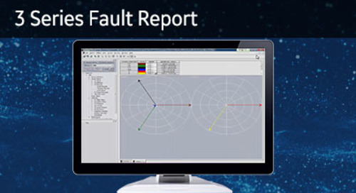 3SP-1008 - 3 Series fault report