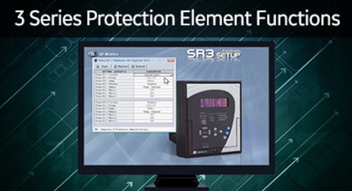 3SP-1015 - 3 Series protection element functions