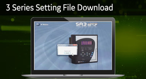 3SP-1017 - 3 Series setting file download