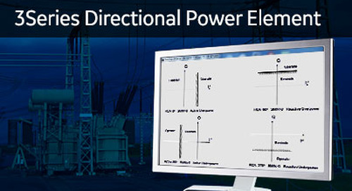 3SP-1029 - 3 Series Directional Power Element
