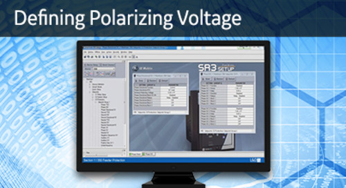 3SP-1035 - Defining Polarizing Voltage