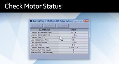 3SP-1042 - Check Motor Status