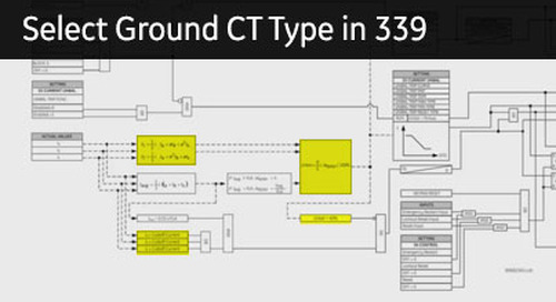 3SP-1050 - Select Ground CT Type in 339