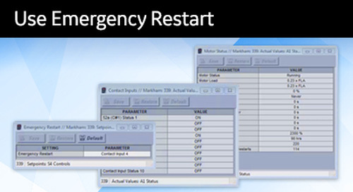 3SP-1054 - Use Emergency Restart