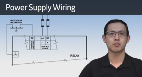 3SP-1063 - Power Supply Wiring