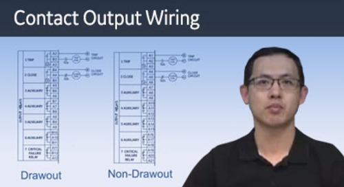 3SP-1065 - Contact Output Wiring