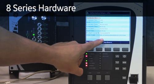 8SP-101 - 8 Series Hardware