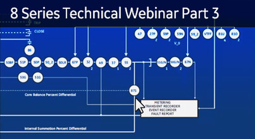 8SP-2003 - 8 Series Technical Webinar part 3