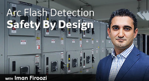 Arc Flash Detection - Safety by Design