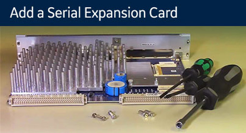 D20-1039 - Add a Serial Expansion Card to D20 MX