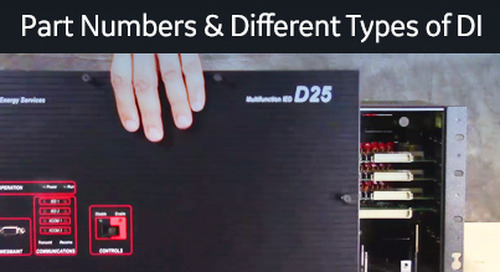 D25-1016 - D25 How2 - Identifying the different types of D/I boards